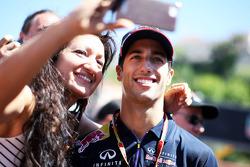 Daniel Ricciardo, Red Bull Racing ve taraftarlar