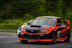 #76 Compass360 Racing Subaru WRX STI: Ray Mason, Ryan Winchester