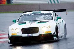 #7 M-Sport Bentley Bentley Continental GT3: Andy Meyrick, Guy Smith, Steven Kane