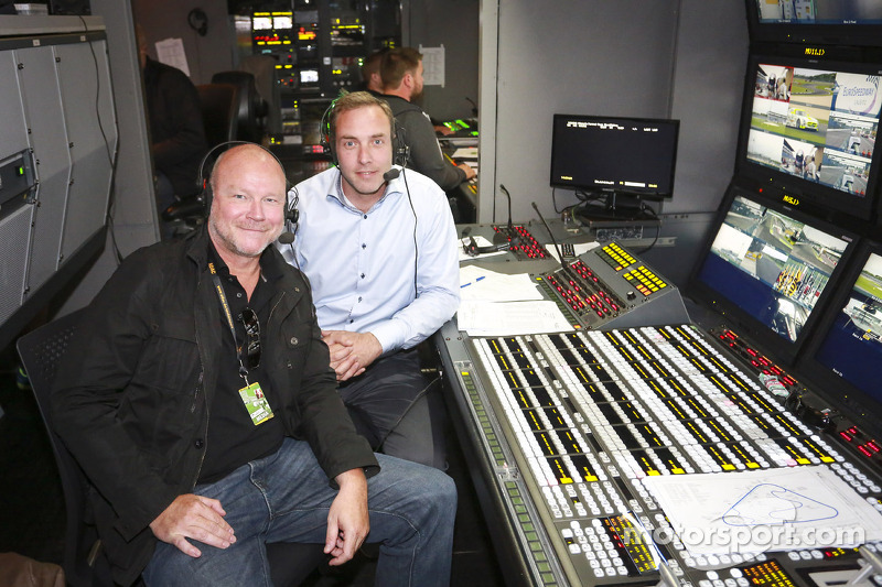 Moderatori TV Jack Schulz, Patrick Simon