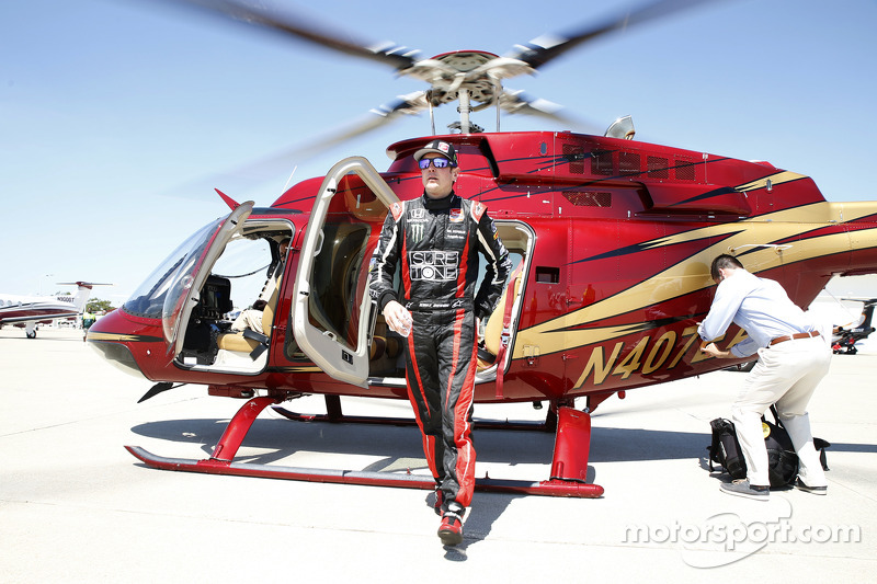 Kurt Busch: Erst das Indy 500, dann das Coca-Cola 600