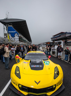 #74 Corvette Racing Chevrolet Corvette C7