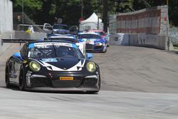 #27 Dempsey Racing Porsche 911 GT America:_____& Andrew Davis