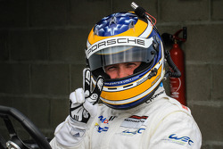 Media/drivers karting race: Patrick Pilet