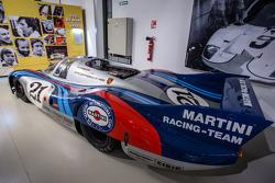 Zu Besuch im Museum der 24 Stunden von Le Mans