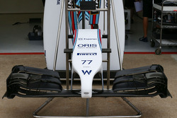 Williams FW36 ön kanat