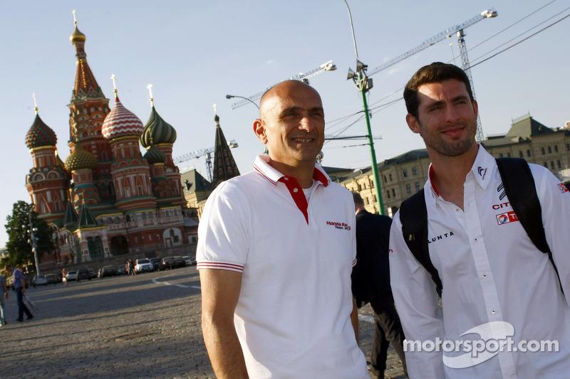 Gabriele Tarquini, Honda Civic WTCC, Castrol Honda WTCC squadra, Jose Maria Lopez, Citroen C-Elysee