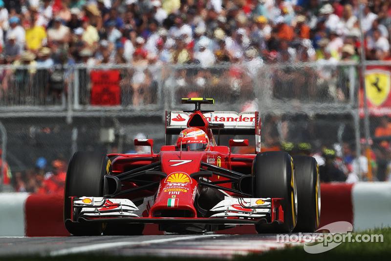 Kimi Räikkönen: 264 Rennen
