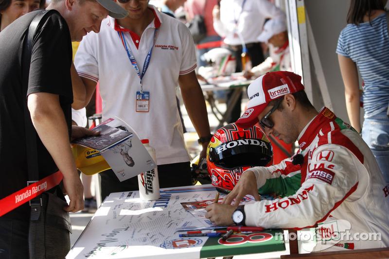 Tiago Monteiro, Honda Civic WTCC, Castrol Honda WTC