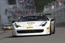 #56 Ferrari of Fort Lauderdale: 何塞·瓦勒拉