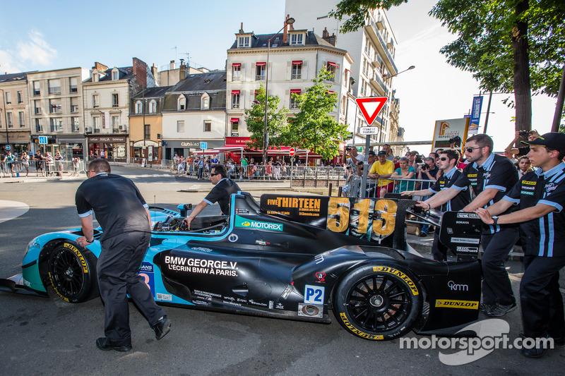 #43 Newblood By Morand Racing 摩根 - Judd