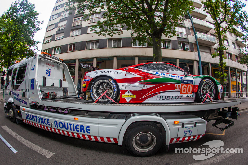 #60 AF Corse 法拉利 458 Italia