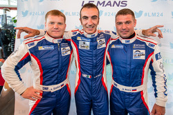Viktor Shaitar, Andrea Bertolini ve Alexey Basov