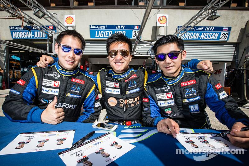 Adderly Fong, David Cheng and Ho-Pin Tung