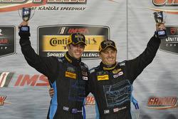 比赛获胜者:James Davison,和Kris Wilson