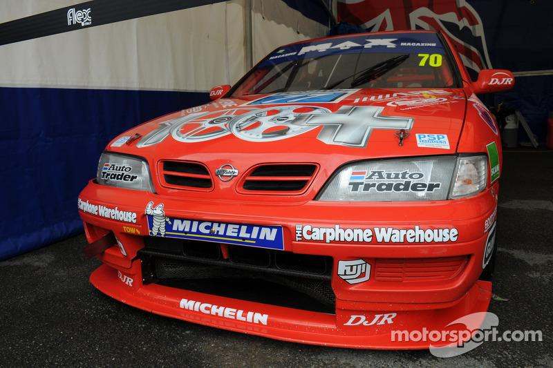 Ex Matt Neal 1998 BTCC Nissan Primera ST