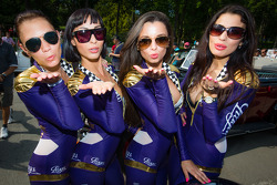 The charming Praga girls