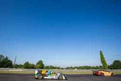 #66 JMW Motorsport 法拉利 458 Italia: 阿卜杜拉兹·阿尔费萨尔, 赛斯·奈曼, 斯潘瑟·庞佩利, #48 Murphy 原型车 Oreca 03 - 日产: 纳塔内尔·贝尔东, 鲁道夫·冈萨雷斯, 库伦·查铎