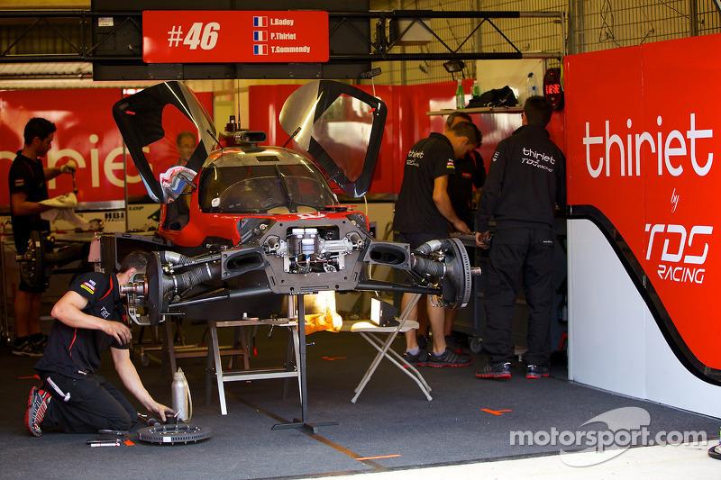 #46 Thiriet by TDS Racing Ligier JS P-日产