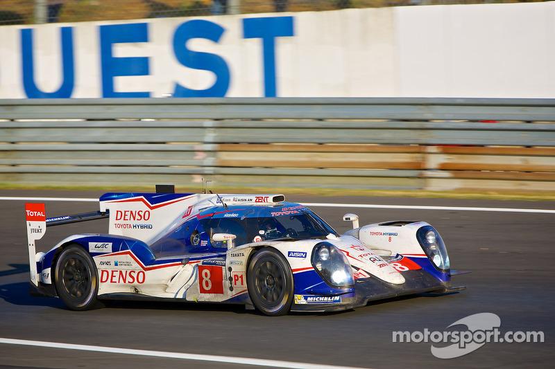 2014: #8 Toyota Racing Toyota TS040 Hybrid: Anthony Davidson, Nicolas Lapierre, Sebastien Buemi