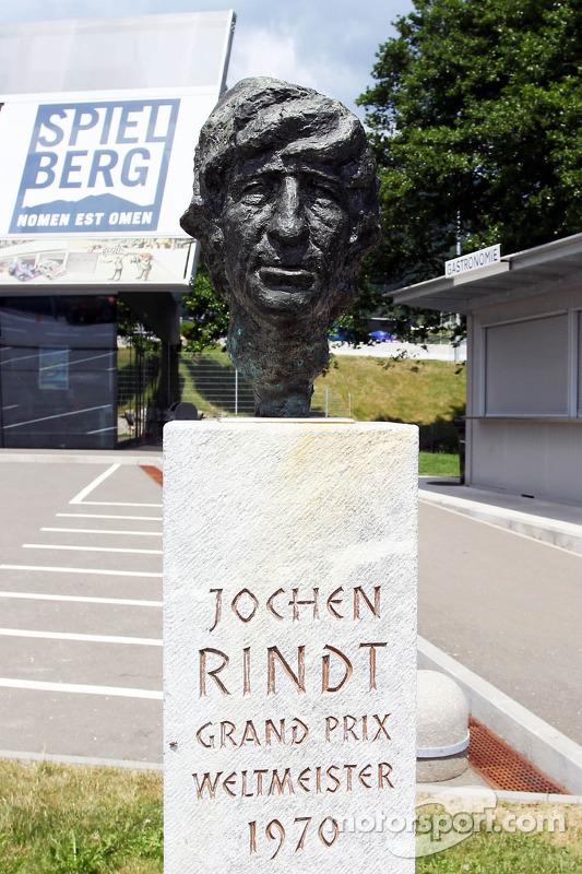 A tribute to Jochen Rindt