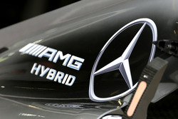 Logo: Mercedes GP