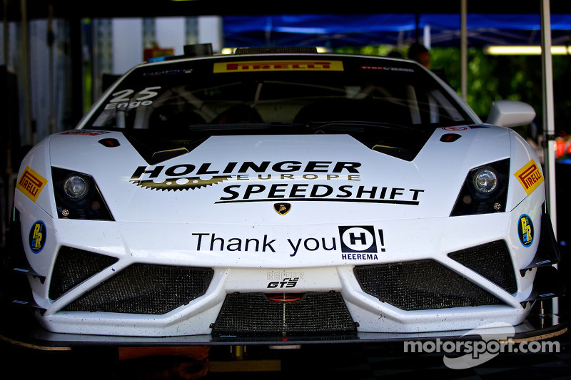 #25 Reiter Engineering 兰博基尼 盖拉多 FL2