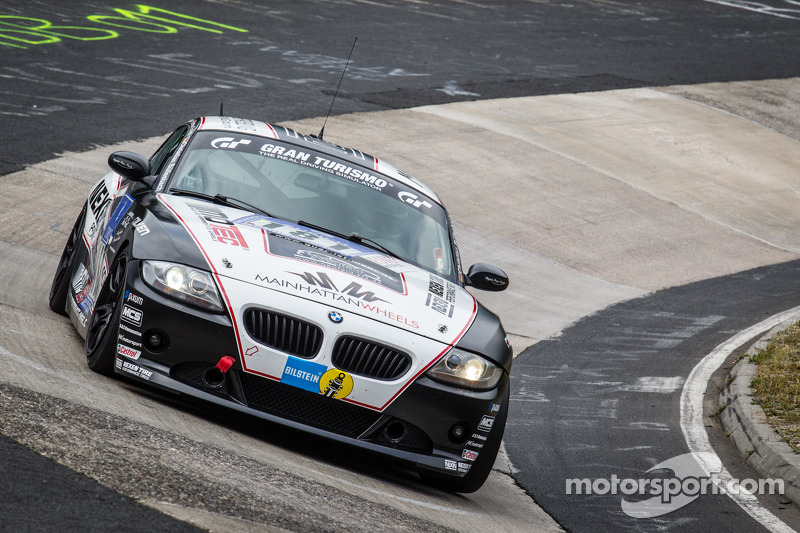 #181 Adrenalin Motorsport 宝马 Z4 3.0si: Christian Büllesbach, Christian Drauch, Werner Gusenbauer, Josef Stengel