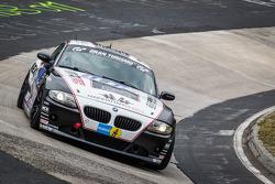 #181 Adrenalin Motorsport 宝马 Z4 3.0si: Christian Büllesbach, Christian Drauch, Werner Gusenbauer, Josef Stengel