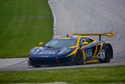 #6 K-PAX Racing McLaren 12C GT3: Robert Thorne