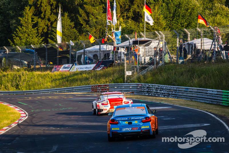 #308 Adrenalin Motorsport BMW M235i Racing: Daniel Zils, Norbert Fischer, Uwe Ebertz, Timo Schupp