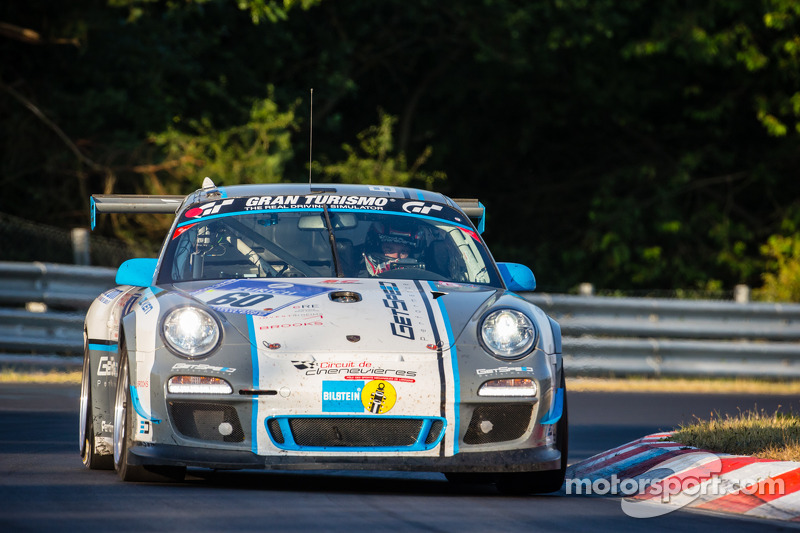 #60 GetSpeed Performance 保时捷 997 GT3 Cup: Pascal Bour, Philippe Haezebrouck, Patrick Henry