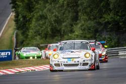 #41 Manthey-Racing Porsche 911 GT3 Kupası S: Marco Schelp, Marc Gindorf