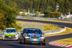 #180 NexDe.K. BMW 325i E90: Matthias Trinnius, Petra Baecker, Uwe Stein