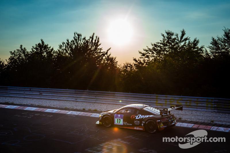 #17 WRT Racing Team Audi R8 LMS ultra: Roman Rusinov, Stéphane Ortelli, Edward Sandström, Nico Mülle