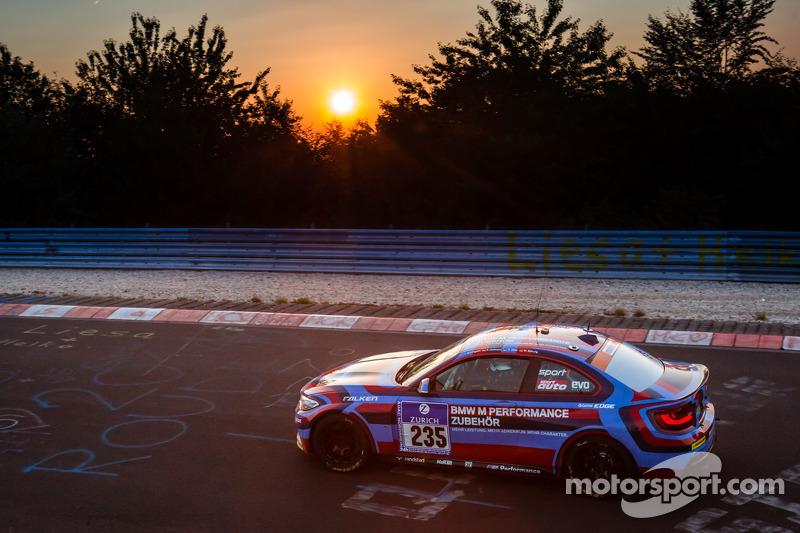 #235 BMW Motorsport BMW M235i Racing: Marcus Schurig, Alex Hofmann, Jethro Bovingdon, Alexander Mies
