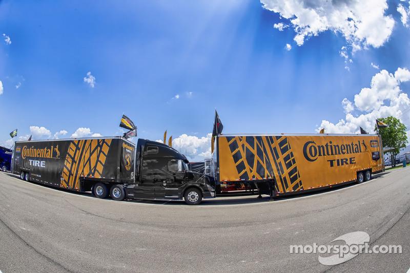 Continental lastik kamyonları