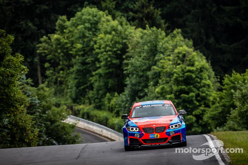 #311 宝马 M235i Racing: Michele di Martino, Olivo Jannik, Markus Maier, Michael Hess