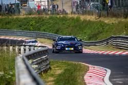 #95 Stadavita Racing Takımı Aston Martin Vantage V8 GT4: Scott Preacher, Hendrik Still, Oliver Louisoder, Thomas Heinrich