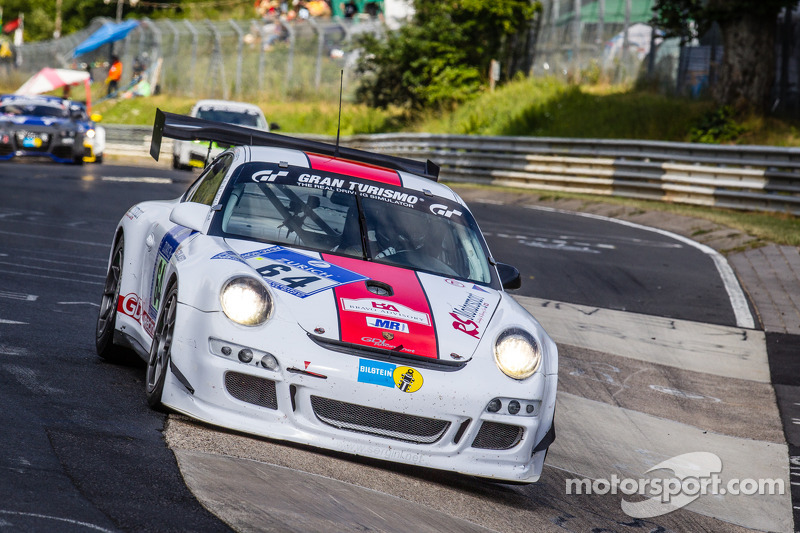 #64 GDL Racing 保时捷 997