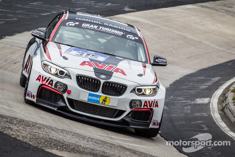 #315 Mathol Racing BMW M235i Racing: Andres Serrano, Volker Wawer