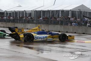 Marco Andretti, Andretti Autosport Honda spin