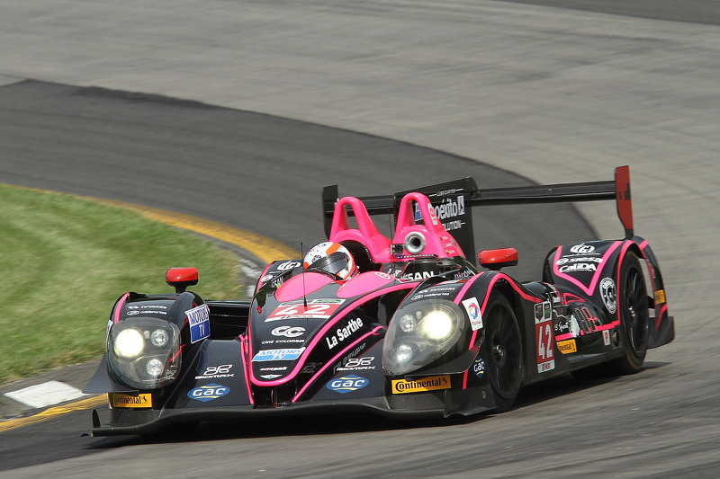 #42 OAK Racing Nissan Morgan: Gustavo Yacaman, Alex Brundle