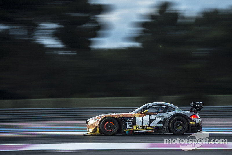#12 TDS Racing BMW Z4: Henry Hassid, Nicky Catsburg