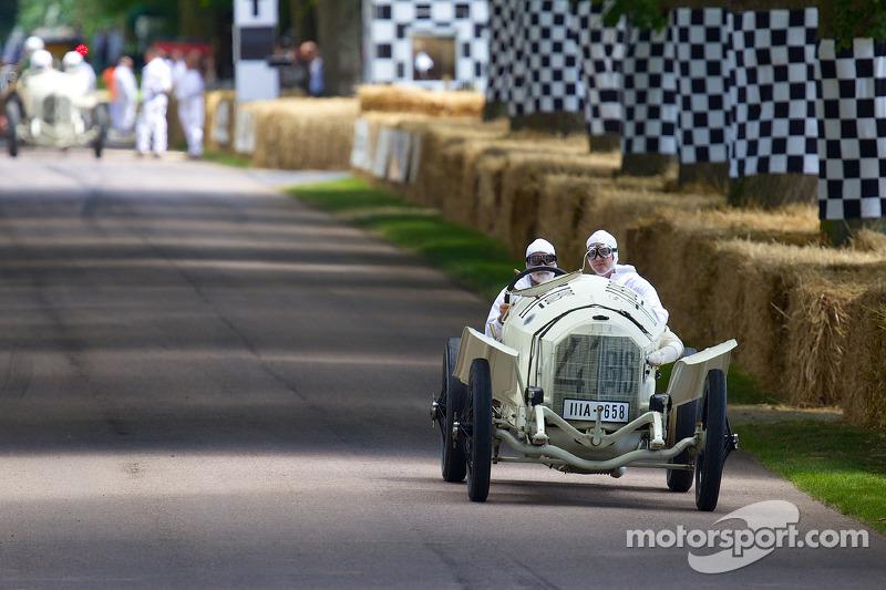 1914 Mercedes Grand Prix - Eddie Berrisford
