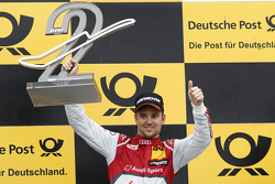 Podium, 2nd Jamie Green, Audi Sport Team Abt Sportsline Audi RS 5 DTM