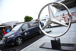 Mercedes-Benz tanıtımı