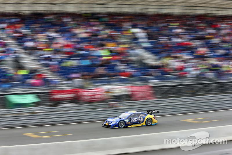 Gary Paffett, Mercedes AMG DTM-Takımı HWA DTM Mercedes AMG C-Coup_à