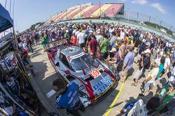 #60 Michael Shank Racing with Curb/Agajanian Ford EcoBoost/Riley: John Pew, Oswaldo Negri