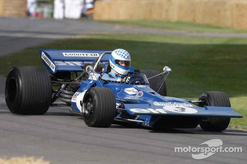 Tyrrell Cosworth 001